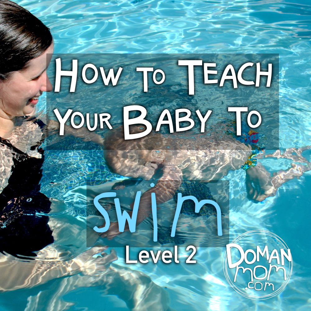 how to teach your baby to swim infant little underwater pool under face summer help